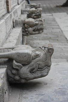 Shandong, Qufu, Culture, Monuments, The City Walls