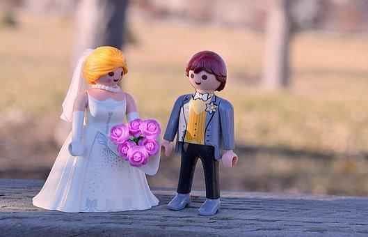 Wedding, Bride, Groom, Marriage, Couple, Bridal
