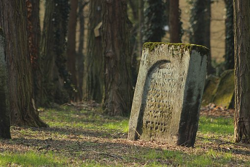 Cemetery, Jewish Cemetery, Jewish, Grave Stones, Graves