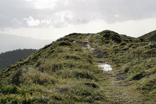 Azores, Portugal, Nature, Sky, Green, Landscape