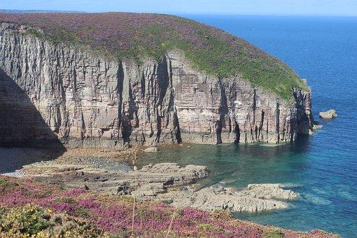 Cap Fréhel, Brittany, Sea