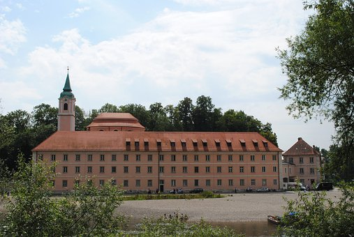 Weltenburg Abbey, Danube Gorge, Old Brewery