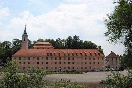 Weltenburg Abbey, Danube Gorge, Old Brewery