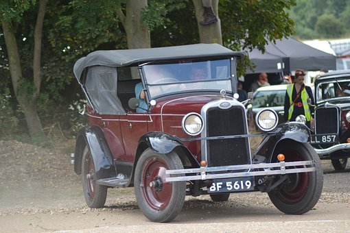Classic, Classic Car, Vintage, Car, Transportation
