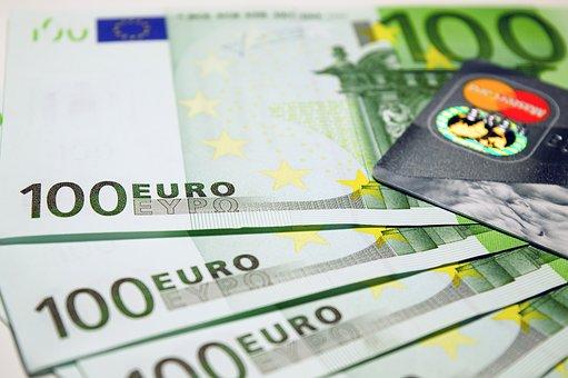 Euro, Money, Cash, Finances, Economy, Profit, Business