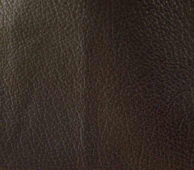 Leather, Black, Dark, Grey Black, Texture, Structure