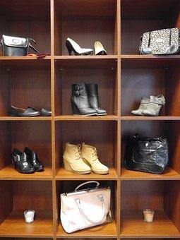 Wardrobe, Clothing, Handbags
