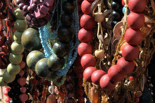Beads, Colourful, Hand Craft, Income