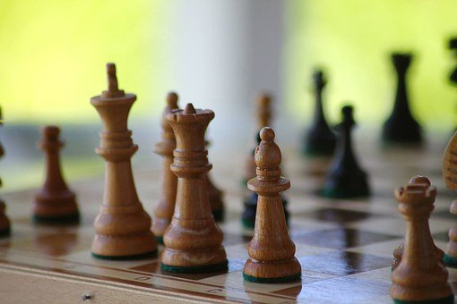 Chess, Chess Board, Game, Original, Play, King, Queen
