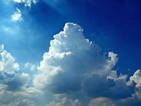 Sky, Skyscape, Clouds, Cloudscape, Atmosphere