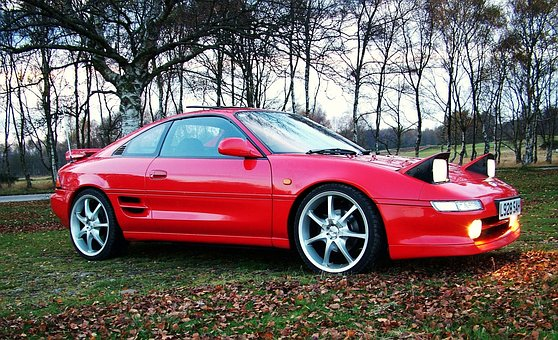 Toyota, Mr2, Car, Speed, Japan, Vehicle, Automobile