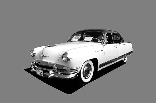 Classic Automobile, Retro, Old, Car, Vintage, Vehicle