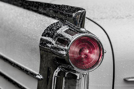 Car, Back, Light, Vehicle, Transportation, Automobile