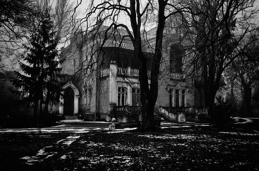 Ukraine, Architecture, Odessa, Bw, Building