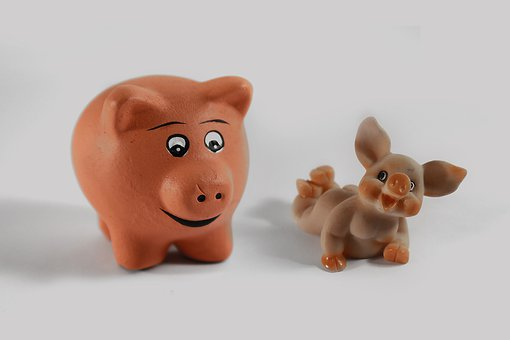 Pig, Fig, Artificial, Luck, Lucky Pig, Lucky Charm