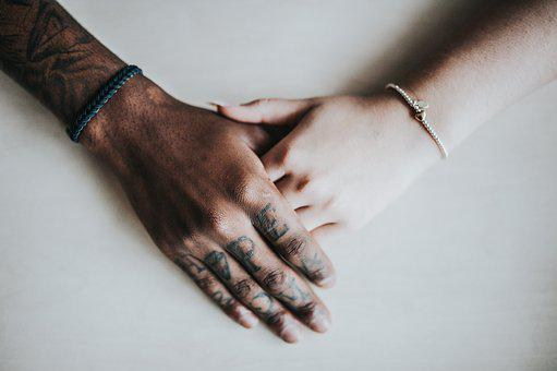 Adult, Bracelets, Couple, Fashion, Girl, Hands