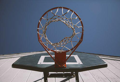 Basket, Basketball, Basketball Hoop, Game