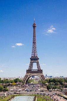 Architecture, Building, Capital, City, Eiffel Tower