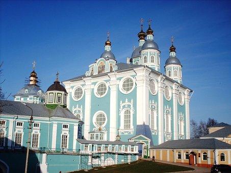 Smolensk, Russia, Photo, Religion, Architecture, City