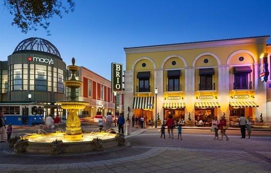 Cityplace, West Palm Beach, Architecture, Buildings
