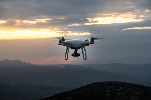 Dawn, Drone, Dusk, Mountains, Outdoors, Sunrise, Sunset