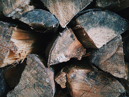 Bark, Cut, Industry, Log, Logs, Lumber, Outdoors, Sharp