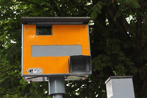 Gatso, Speed Camera, Uk, Road Traffic Law, Speeding