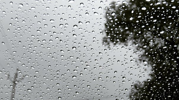 Clear, Droplets, Drops, Electricity Poles, Environment