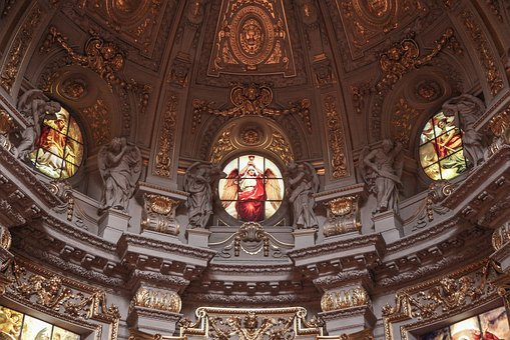 Christian Church, Altarpiece, Church, Berlin Dom