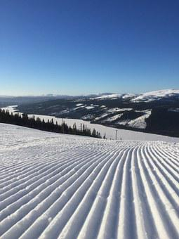 åre, Winter, Manchester Snow, Skiing