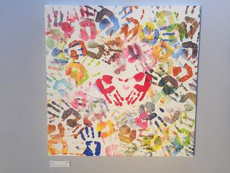The Palm Of Your Hand, Exhibition, Diversity, Art