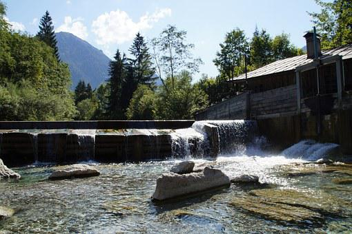 Forge, Allgäu, Old Forge, Barrage, Water, Water Power