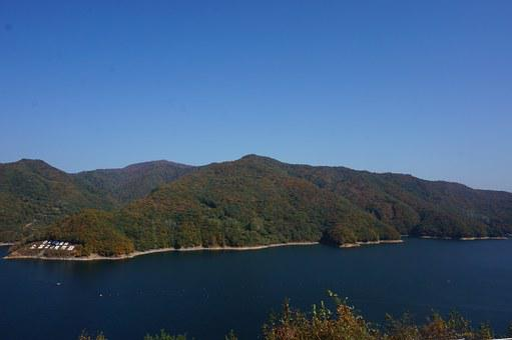 Nature, Chuncheon, Chuncheonho