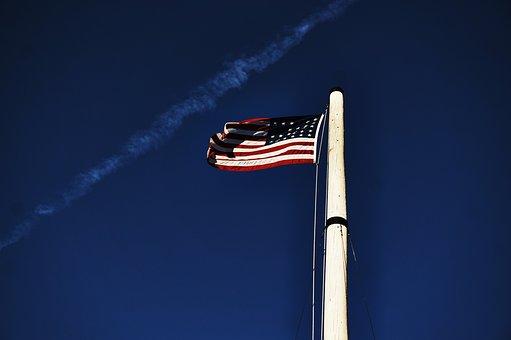 Patriotic, Flag, Usa, American, United, States