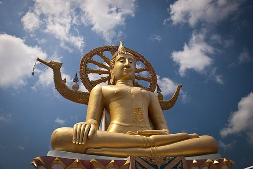 Buddha, Buddhism, Thailand, Statue, Religion, Temple