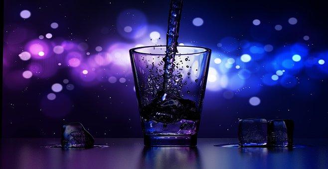 Drink, Cup, Late Night, Bar, Pub, Ice, Wine