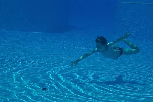 Travel, Diving, Summer, Underwater, Dive, Swimming