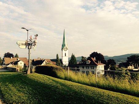 Zurich, Zollikon, Switzerland