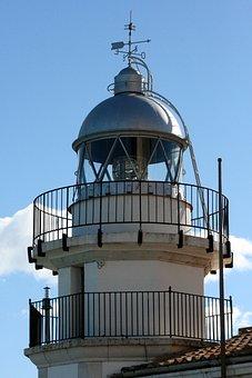 Lighthouse, Peñíscola, Castellón, Architecture, Tourism