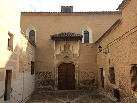 Convent, Toledo, Building, Old, Old Town