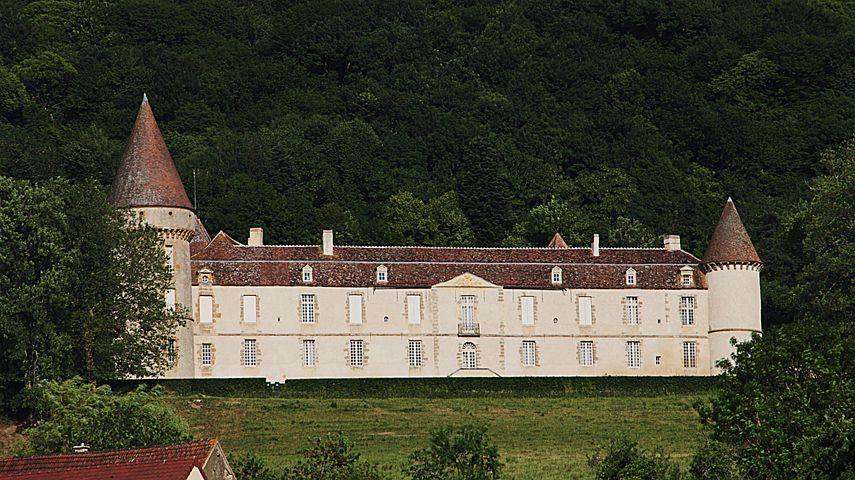 Castle, Bazoche, France, Architecture, Monument