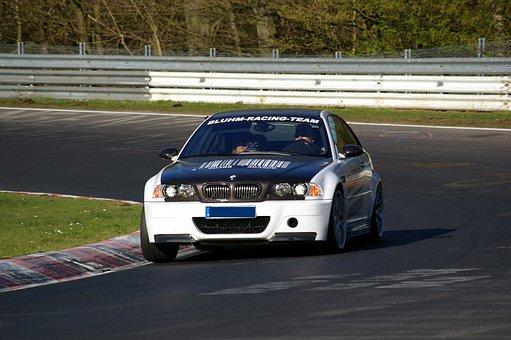 Bmw, Nordschleife, Auto, Nürburgring