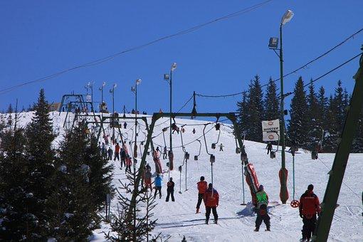 Cold, Parang, Ranca, Romania, Sky, Snow, Travel, Winter