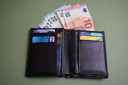 Wallet, Money, Tickets, Europe, Business, Eur, Finance