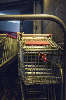Shopping, Dare, Shopping Cart, Trolley, Purchasing