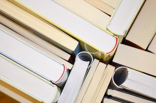 Book, Books, Read, Literature, Book Pages, Wood, Close