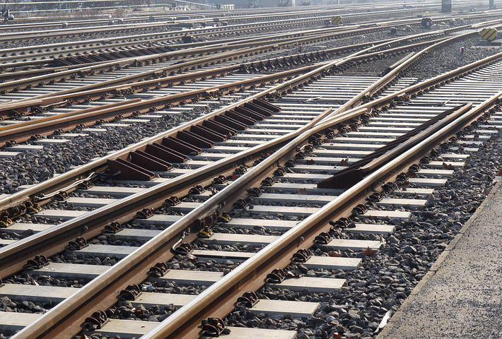 Railway Connection, Soft, Infrastructure, Tracks