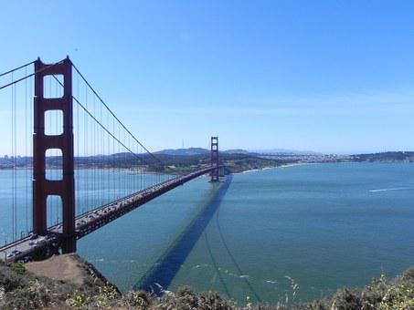 Usa, West, San Fransisco