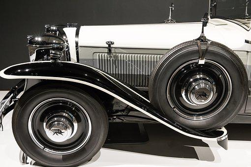 Car, 1930 Ruxton Model C, Art Deco, Automobile, Luxury