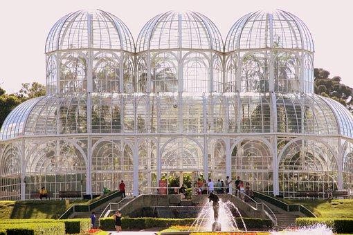 Curitiba, Botanist, Botanical Garden, Nature, Green